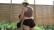 Video porn new Chubby amateur teen ass pounded outdoor HD online