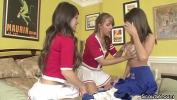 Download video sex hot Three Petite Teens in First Time Lesbian after Sport Lesson online - SexTubesVideo.Info